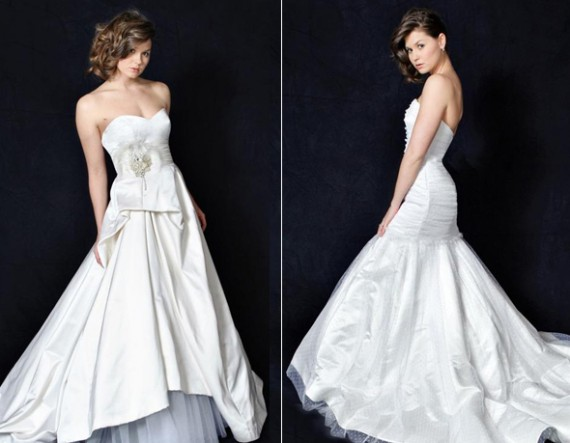 Heidi Elnora Wedding Gown