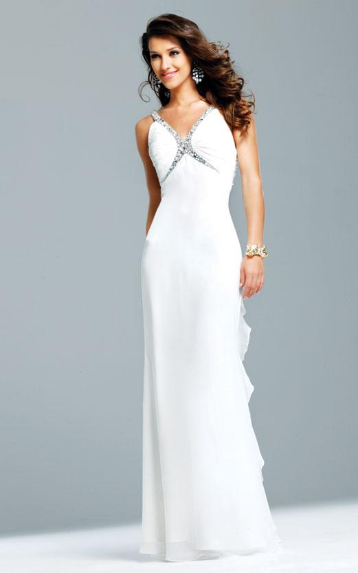 2010 Faviana Prom Dresses - Wedding Inspiration Trends