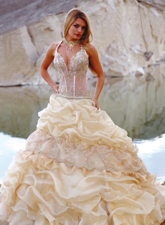 2010 Mylady Bridal Dress Collection