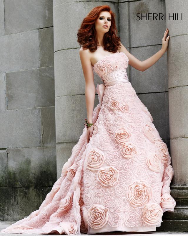 2010 Sherri Hill Evening Dresses  Wedding Inspiration Trends