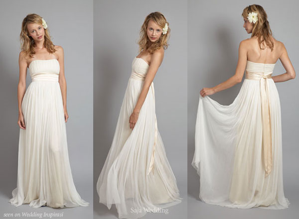 Grecian goddess wedding dresses picture 1 wedding for Grecian goddess wedding dresses