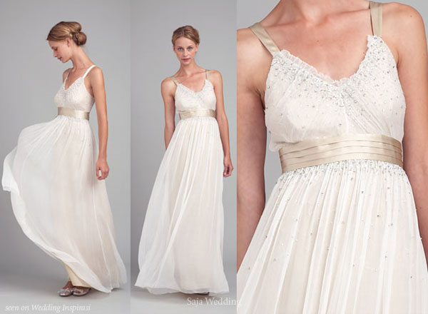 Grecian Dess Wedding Dresses Picture 2