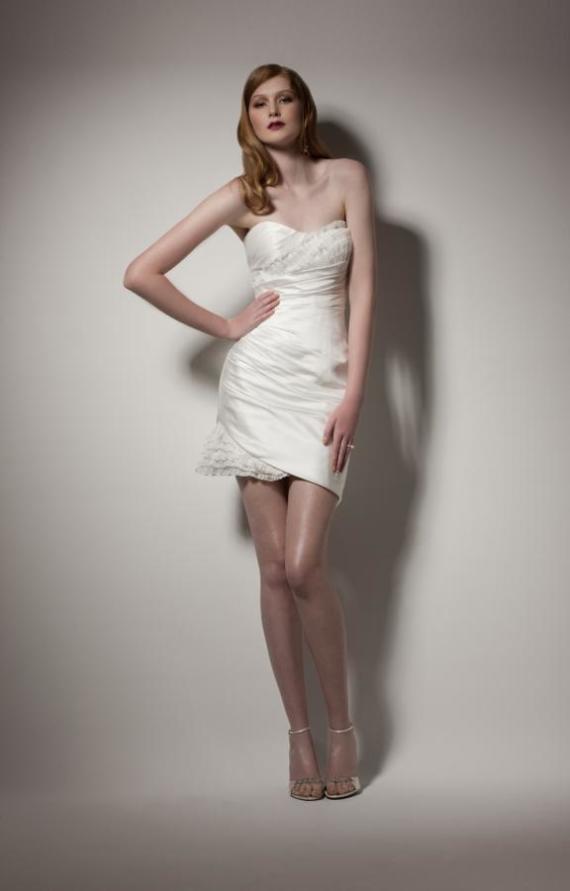 sexy short beach wedding dresses With short informal wedding dresses