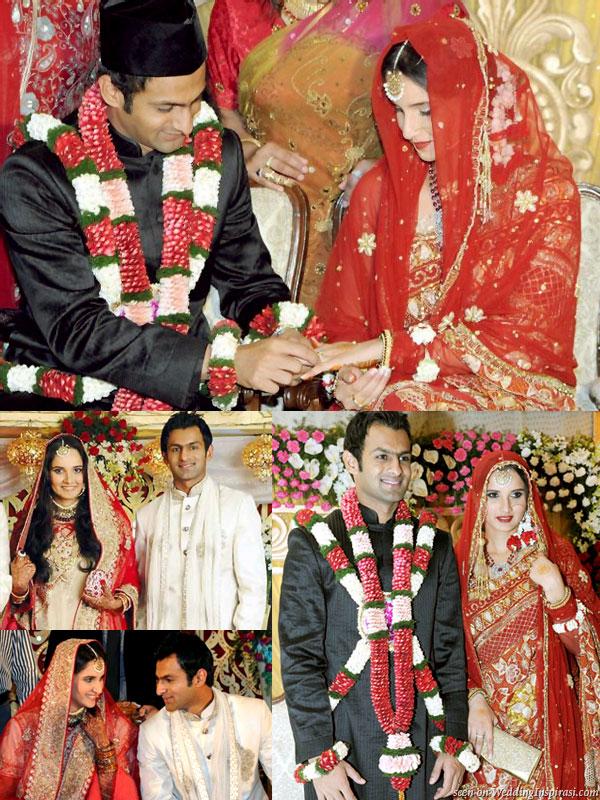 Sania Mirza Wedding Photos 2