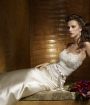 Tara Keely Spring Wedding Gown