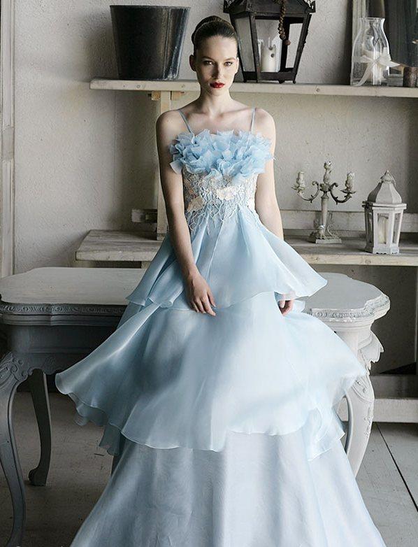 Western Style Wedding Dresses 1