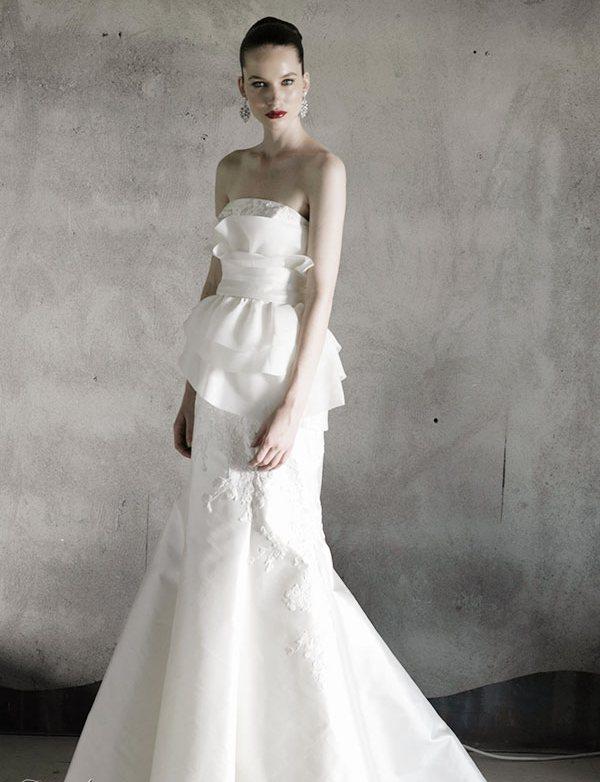 Western style wedding dresses 2 wedding inspiration trends for Western wedding bridesmaid dresses