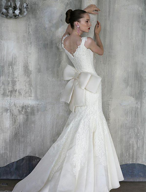 Western Style Wedding Dresses 6