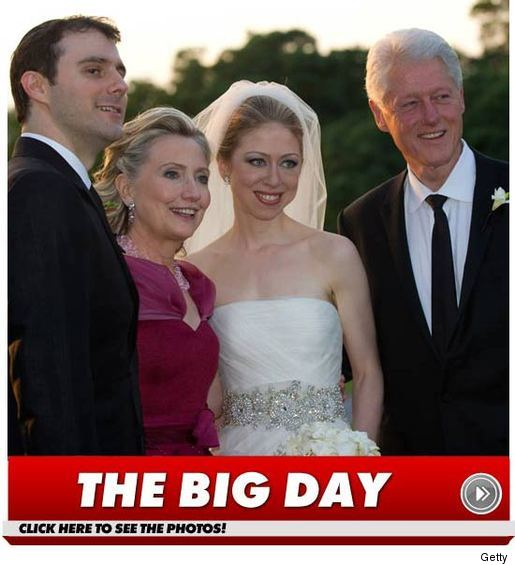 Chelsea Clinton Wedding Gown: Chelsea Clinton Wedding Pictures 1