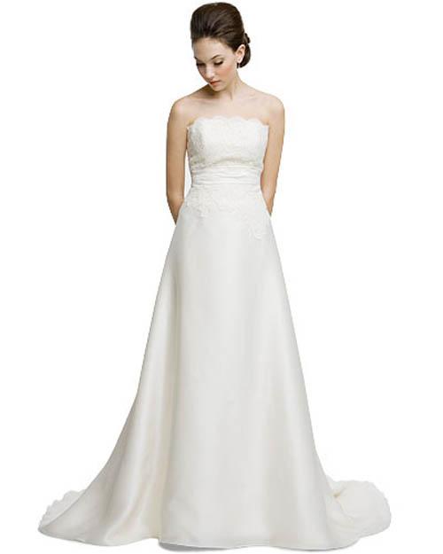 History Of White Wedding Dresses : White wedding dress the history inspiration trends