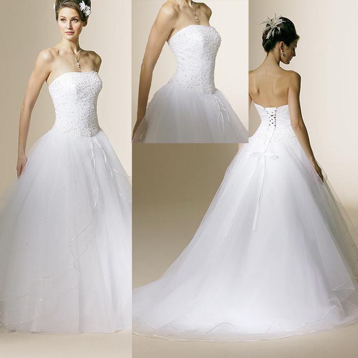 2010 Elegant Wedding Gowns 3   Wedding Inspiration Trends