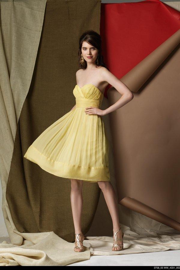 Bridesmaid Gown Designs