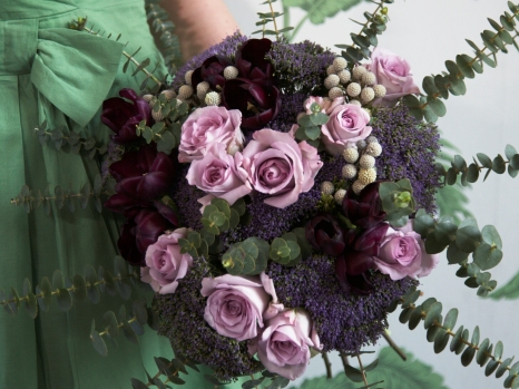 Amazing Wedding Flower From Jane Packer3