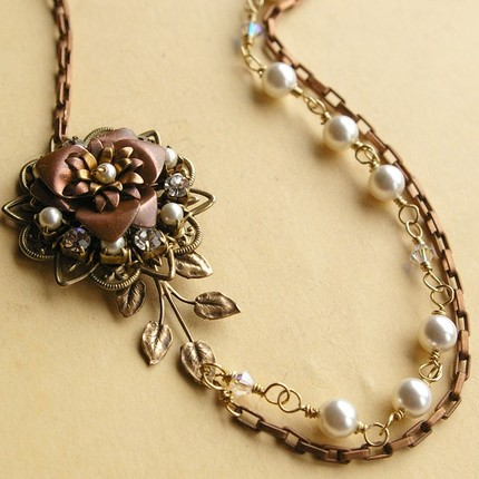Amazing vintage modern jewelry 1 - kuch nai design:p