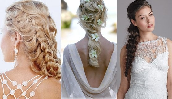 Braid Hairstyles Idea for Wedding Hairstyle | Wedding Inspiration ...