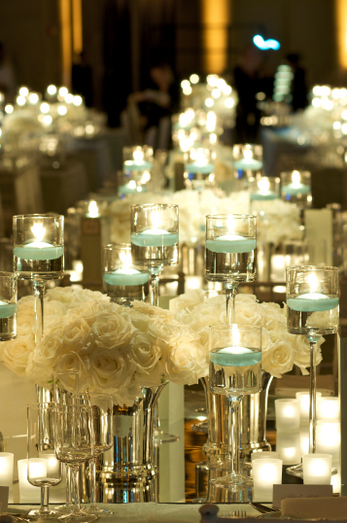 Creative wedding candle decoration ideas wedding for Creative candle centerpiece ideas