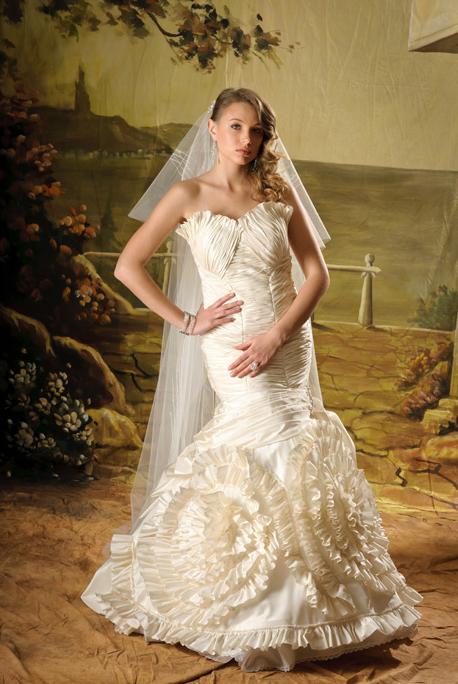 Fantastic Design Wedding Dress From Nina4