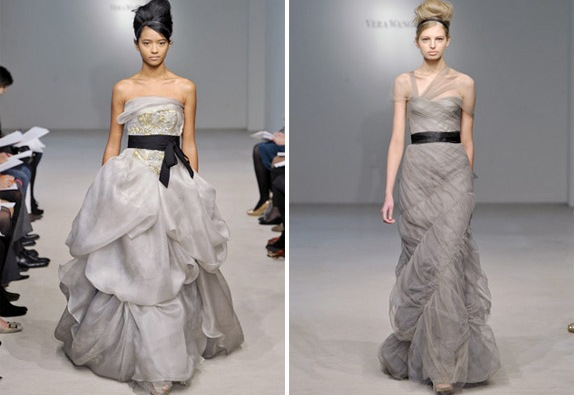 Vera Wang Wedding Dress Fall 20113 Wedding Inspiration
