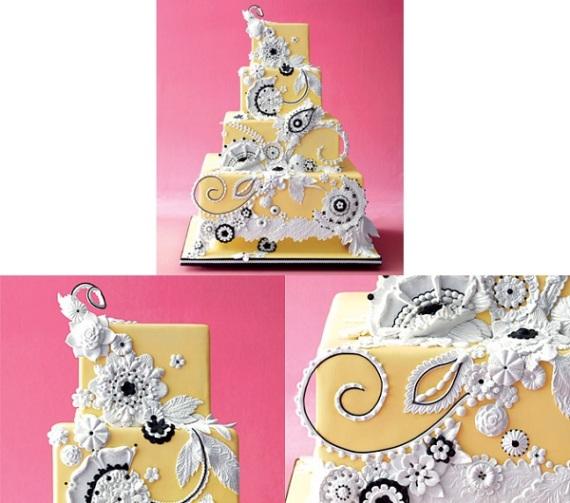 Best America Beautiful Wedding Cakes Spring 2011 Wedding