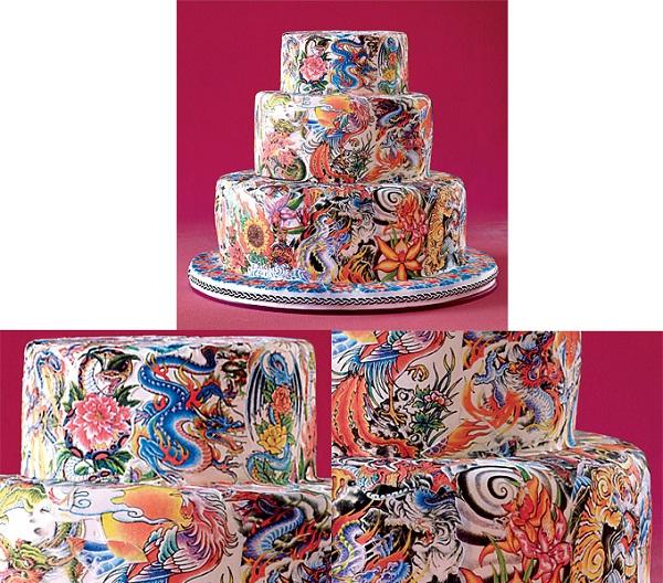 best america beautiful wedding cakes spring 2011 4