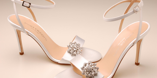 Best Wedding Shoes Accessories From James Ciccotti Collection