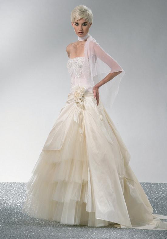 Italian Style Wedding Dresses from Domo Adami 2
