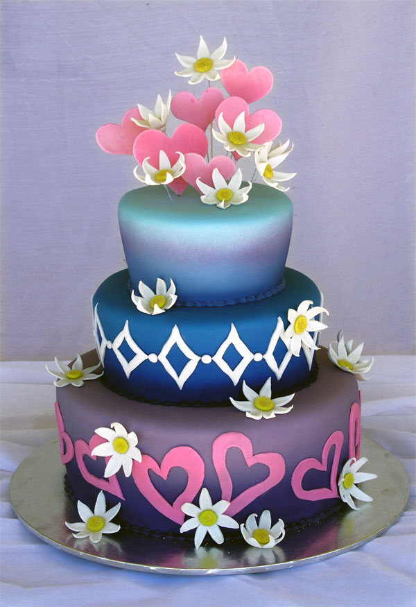 Exotic Cake Ideas