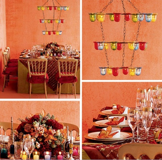 Morocco Style Idea Wedding Decoration1