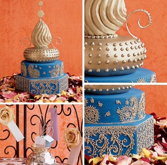 Morocco Style Idea Wedding Decoration2
