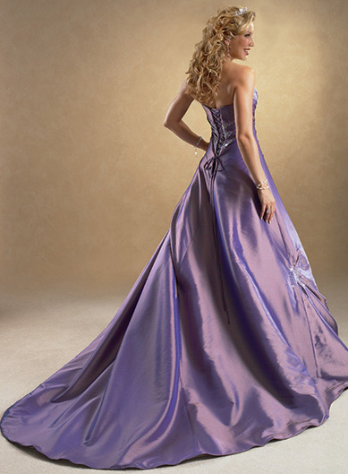 purple colored wedding dresses on purple wedding dresses2