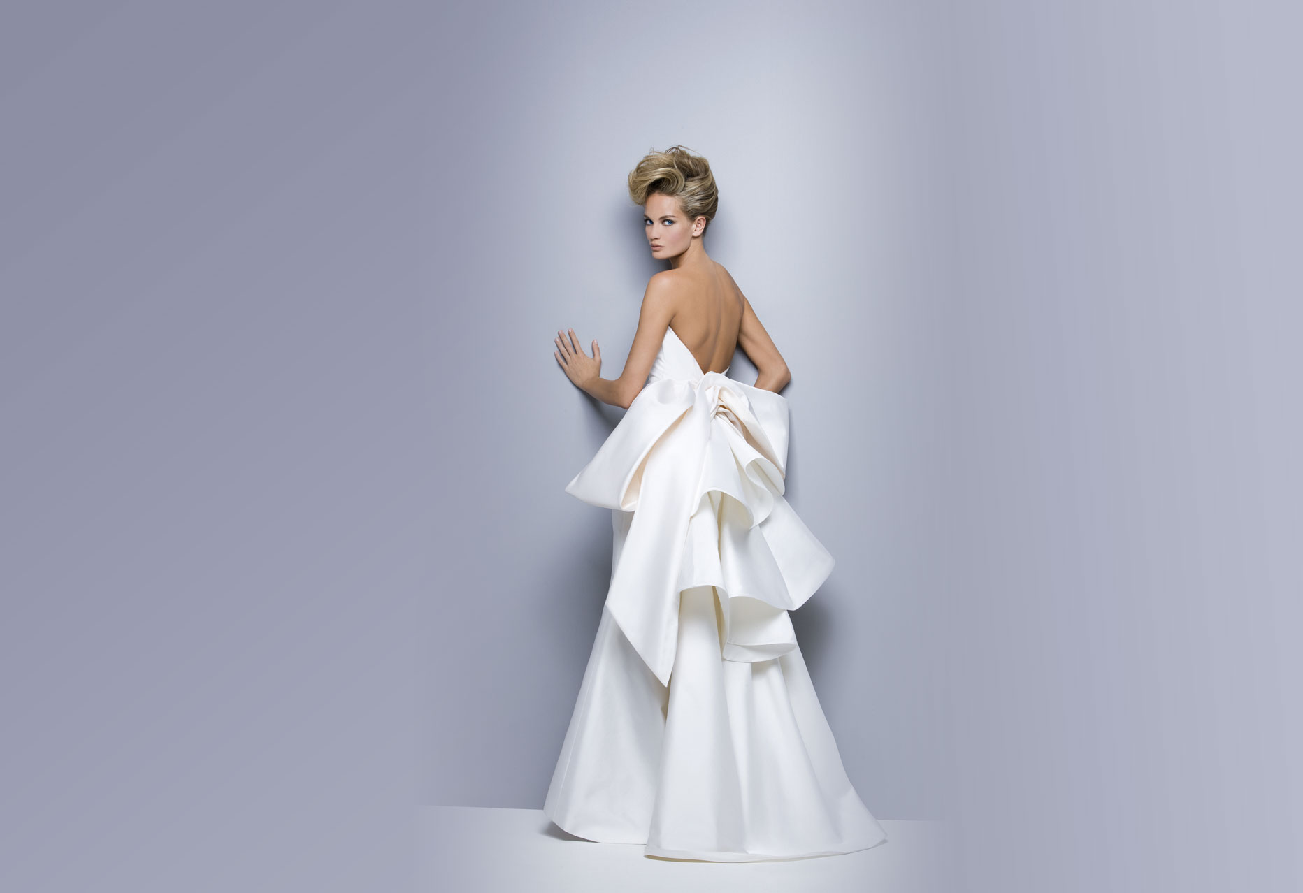 pure italian silk wedding dresses from antonio riva 2 wedding