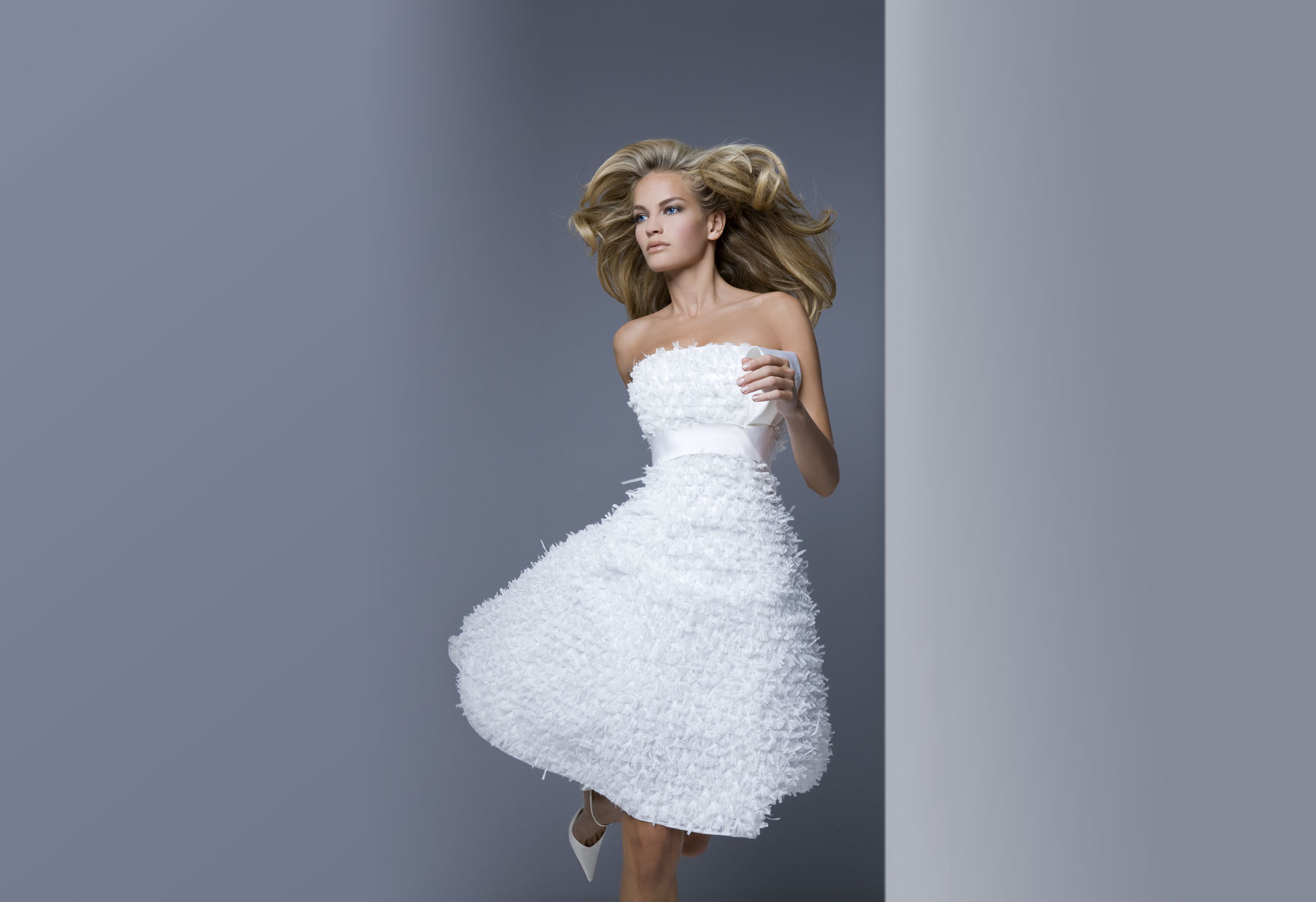 Pure Italian Silk Wedding Dresses from Antonio Riva 4