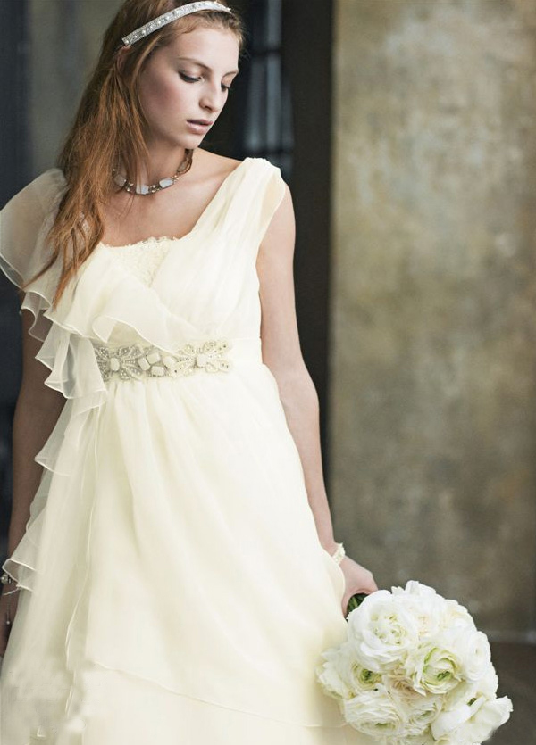 Romantic Style Wedding Dresses Behold Jill Stuart