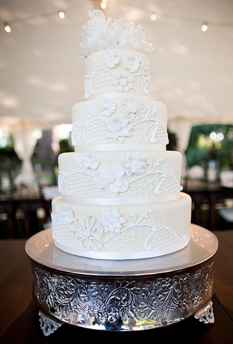 Best White Wedding Cakes Idea For Your Wedding