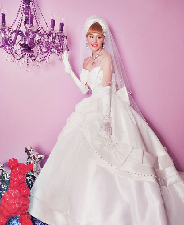 Charming Barbie Wedding Dress 2011 Collection 6 Wedding