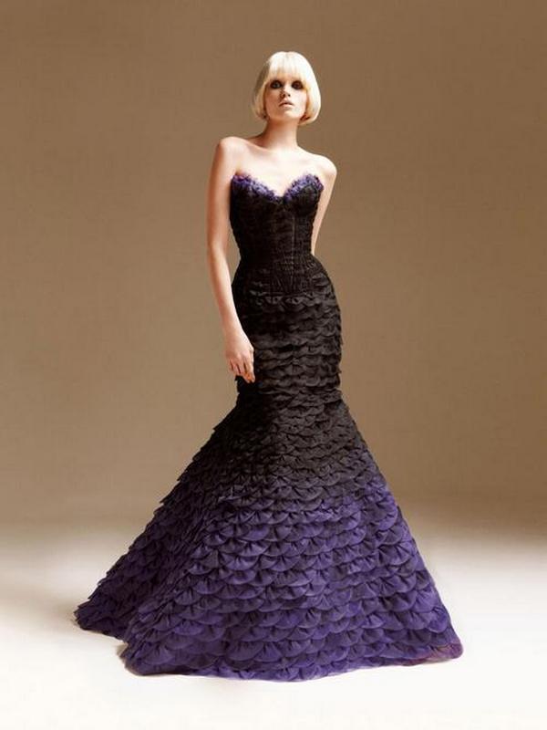 Famous Feminine Spring Dresses 2011 from Atelier Versace 3 ...