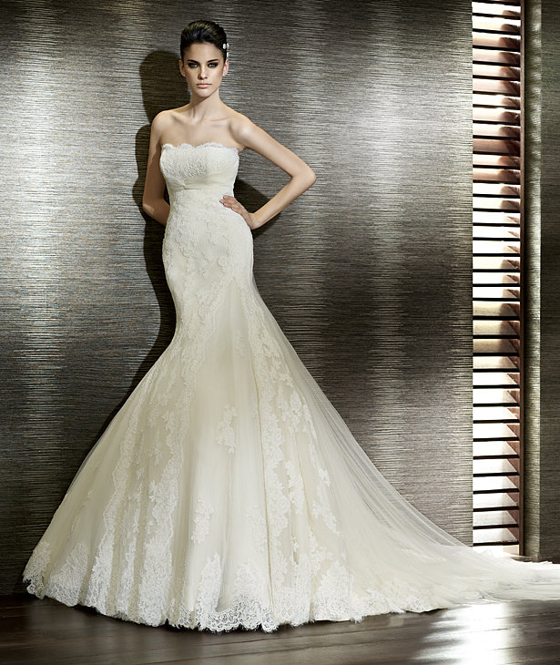 San Patrick 2011 Wedding Dress Collection 6
