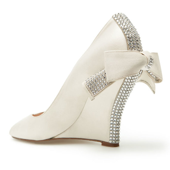 fashion wedding shoe ideas