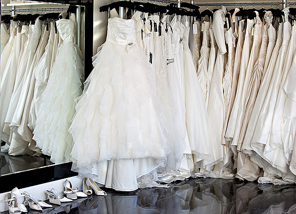 Choose a wedding dress