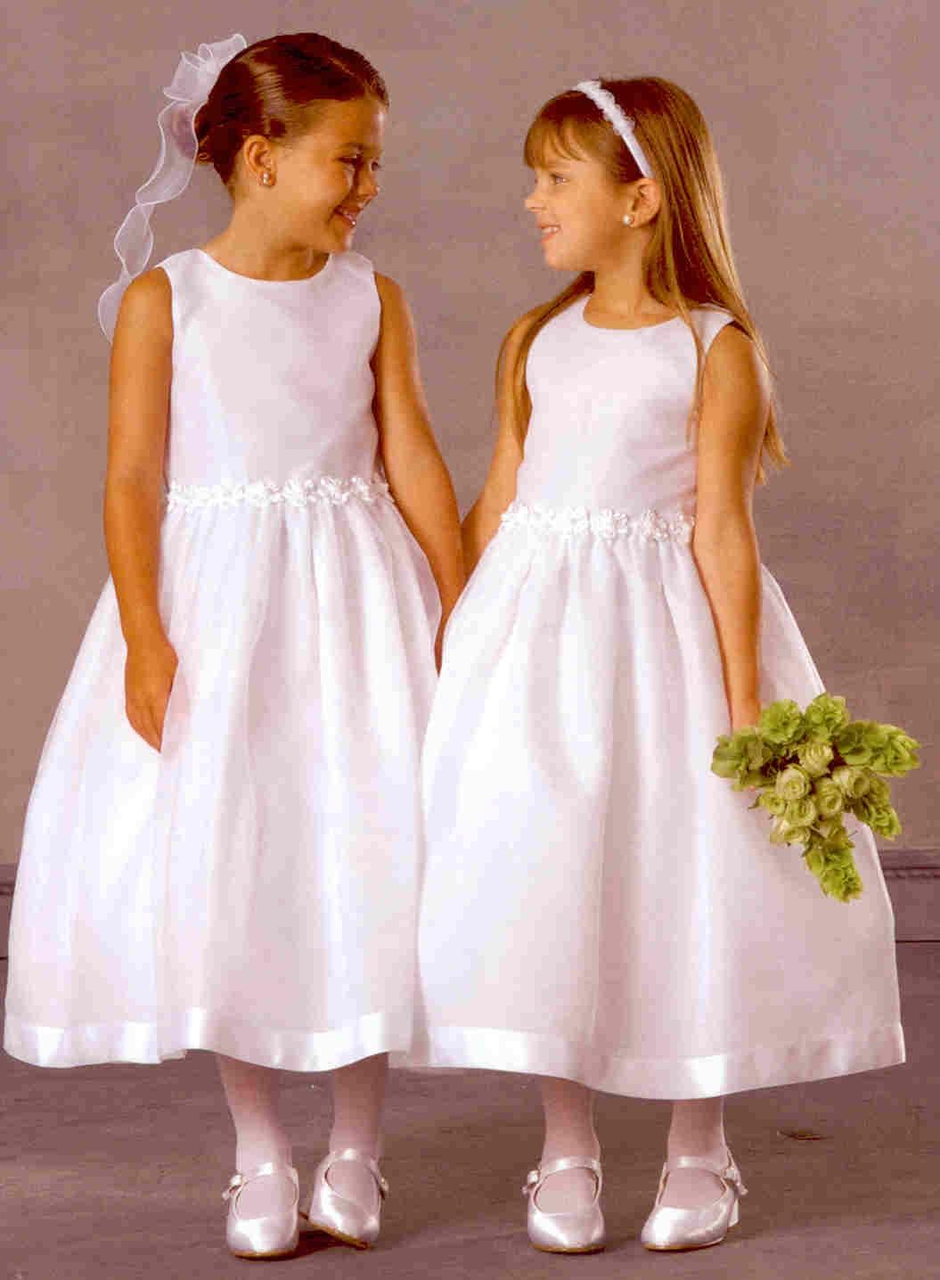 Flower girls dress wedding inspiration trends for Girl dress for wedding