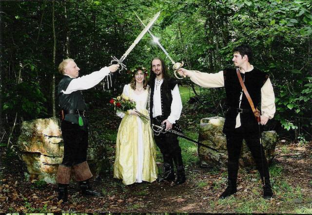 Medieval wedding theme3 | Wedding Inspiration Trends