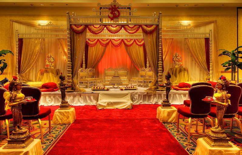 Royal wedding themes