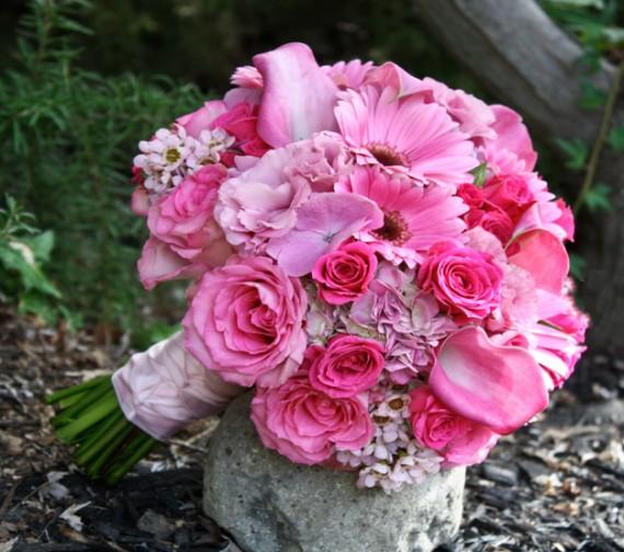 Natural Types Of Wedding Flower