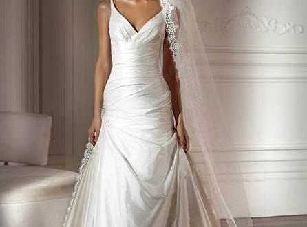Top 10 2013 Wedding Dress - Grecian style