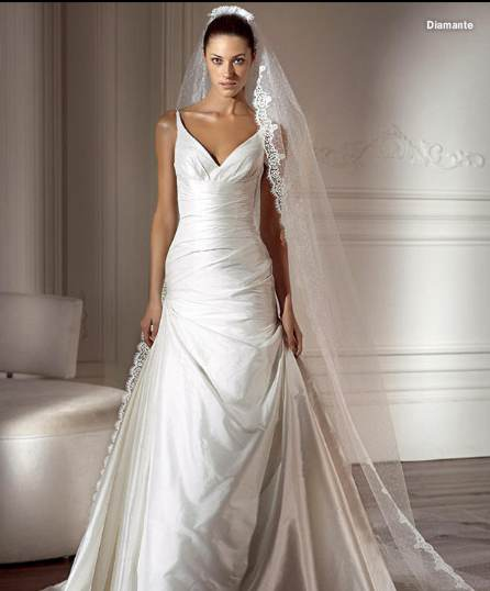 The Best Grecian Style Wedding Dresses: Top Ten Wedding Dress Style In 2013