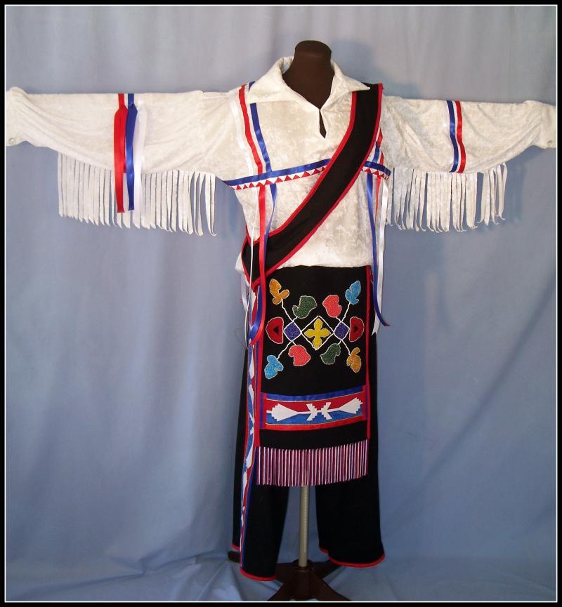 Native American Wedding Dresses: Native American Wedding Dress 3