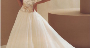 Old style wedding dresses3