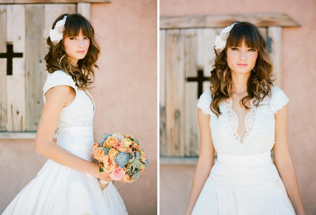 Spanish inspired wedding dresses 2 | Wedding Inspiration Trends