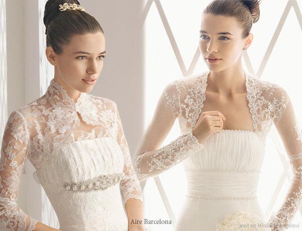 Spanish inspired wedding dresses 3   Wedding Inspiration Trends