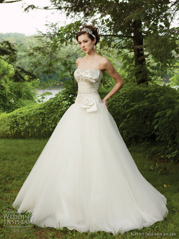 Spring wedding dress 2 | Wedding Inspiration Trends
